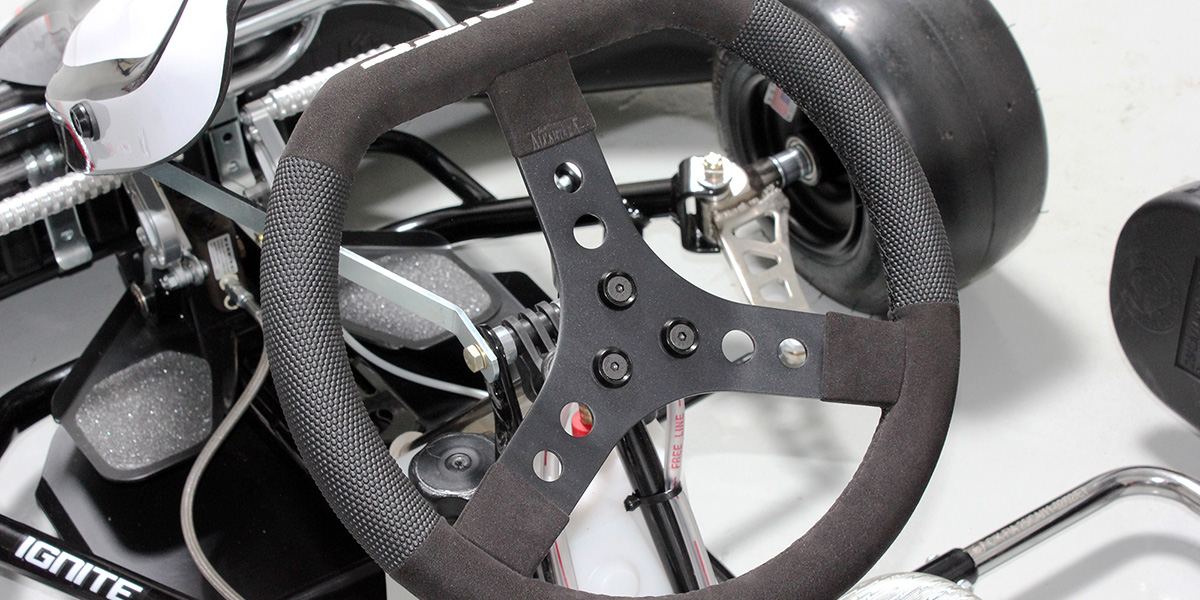 Ignite K2 Steering Wheel